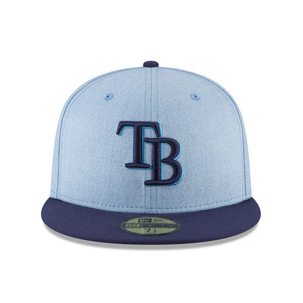 0e9cdd326 Men's Tampa Bay Rays New Era 2018 Father's Day On Field 59FIFTY Hat