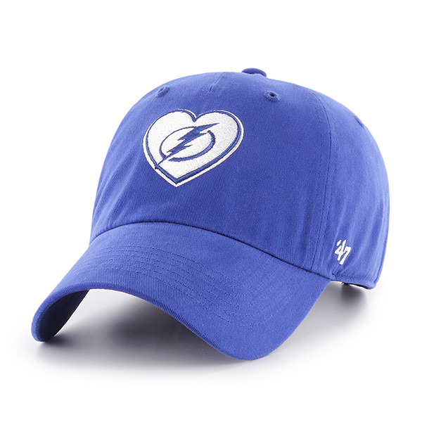 221c71b0 Women's Tampa Bay Lightning '47 Courtney Clean Up Hat