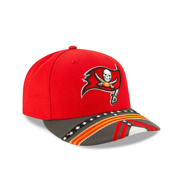 0e35f047 Men's Tampa Bay Buccaneers New Era 2019 NFL Draft On Stage Official 59Fifty  Hat