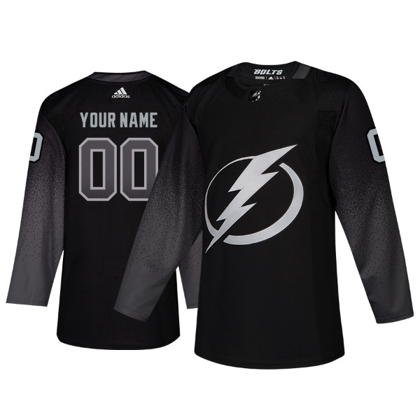 new arrival 27a3e 295c3 PERSONALIZED adidas ADIZERO Lightning Third Jersey with Authentic Lettering