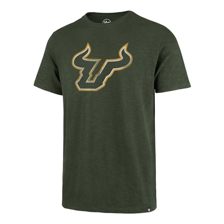 Men's USF Bulls '47 Logo Scrum Tee