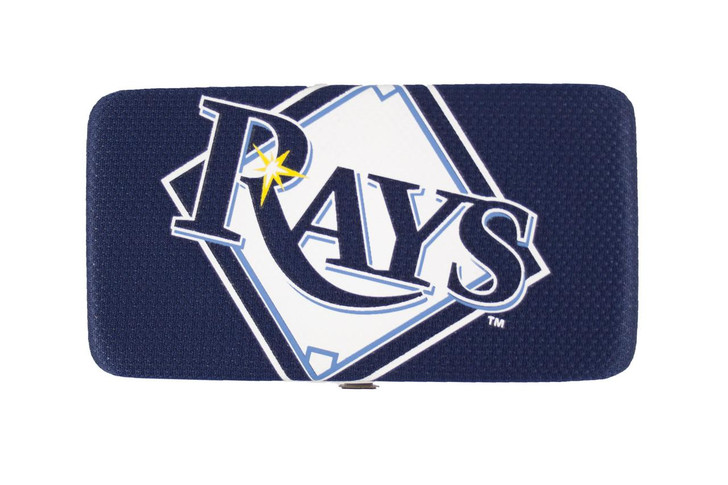 Tampa Bay Rays Shell Mesh Wallet