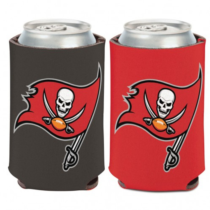 Tampa Bay Buccaneers 12oz Can Cooler Koozie