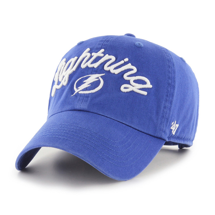Women's Tampa Bay Lightning '47 Melody Royal Clean Up Hat