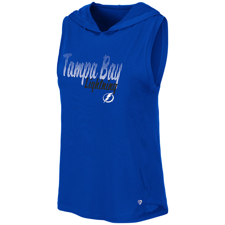 Tampa Bay Lightning Shooded Cannes Tank