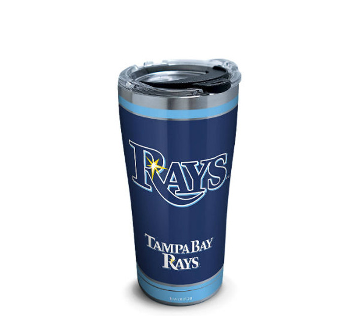 Tampa Bay Rays 20oz Stainless Steel Homerun Tervis Tumbler