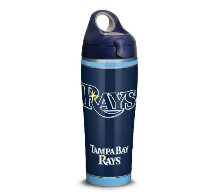 Tampa Bay Rays 24oz Stainless Steel Homerun Tervis Tumbler