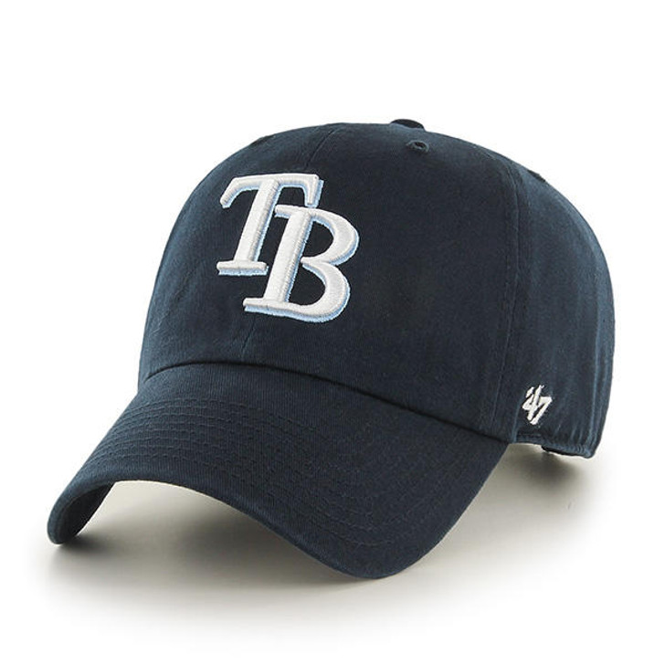 Youth Tampa Bay Rays '47 Home Logo Clean Up Hat
