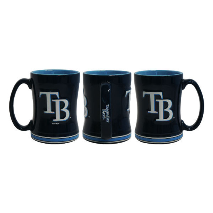 Tampa Bay Rays 14oz Game Relief Mug