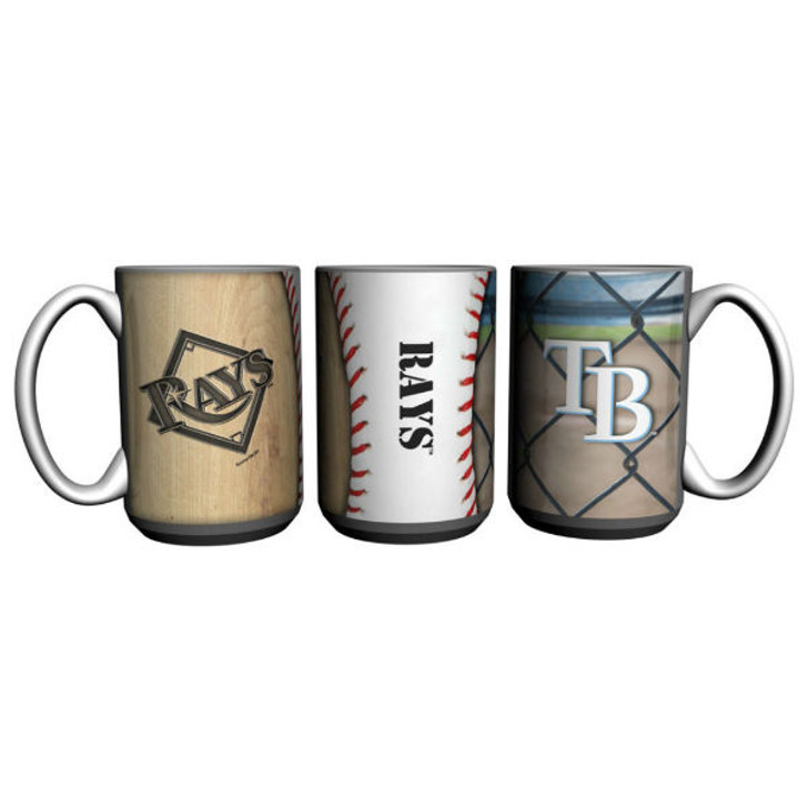 Tampa Bay Rays 15oz Ballpark Mug