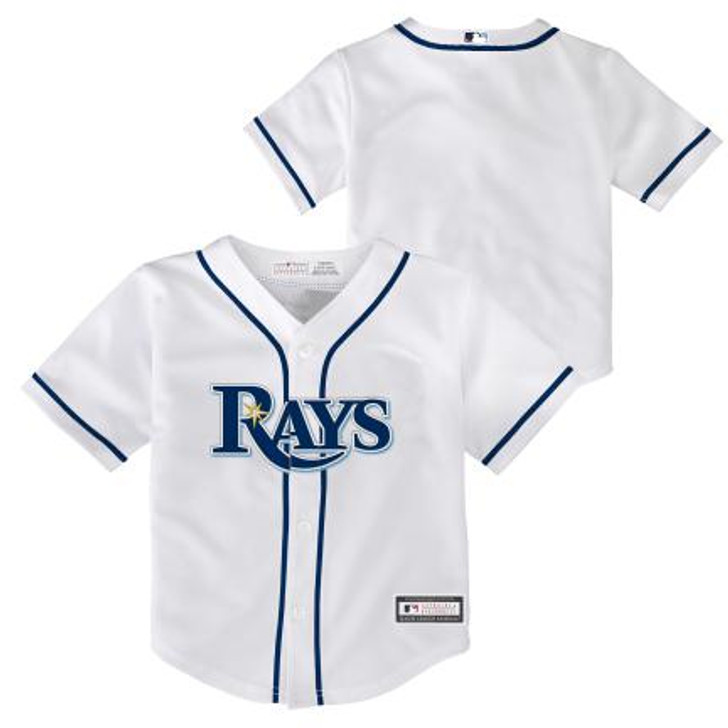 Child's Tampa Bay Rays Home Jersey