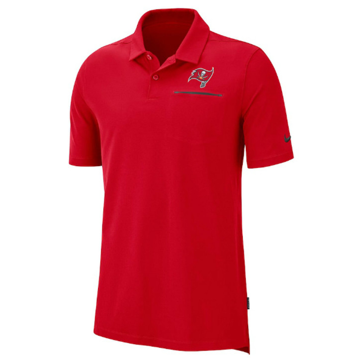 Men's Tampa Bay Buccaneers Nike Sideline Elite Performance Polo (S, M, XL ONLY)