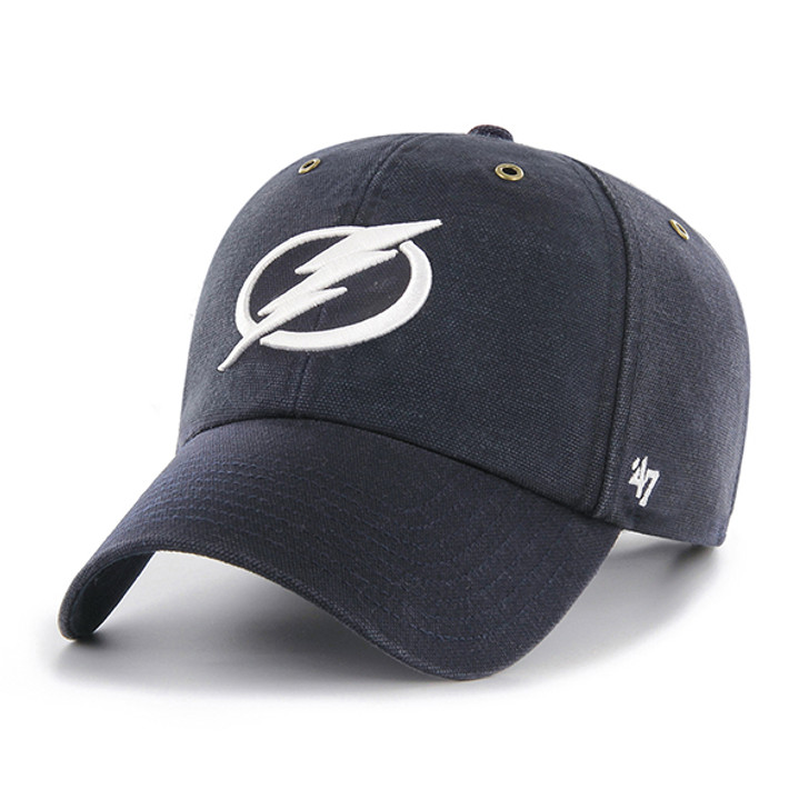 Tampa Bay Lightning '47 x Carhartt Navy Adjustable Clean Up Hat