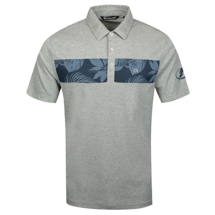 Men's Tampa Bay Lightning TravisMathew Everything Is Kewl Polo