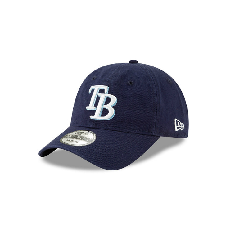 Tampa Bay Rays New Era 49Forty Core Fit
