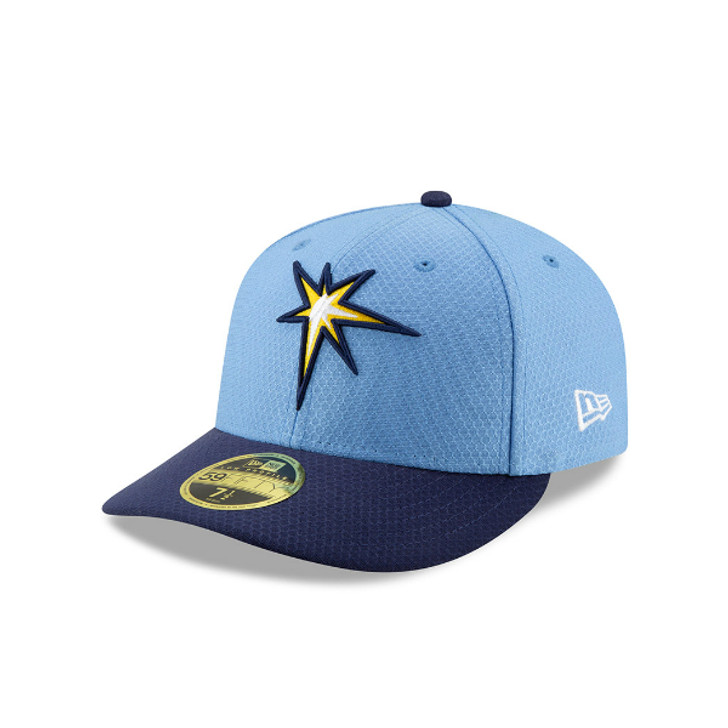 Tampa Bay Rays New Era 59Fifty Fitted Hat