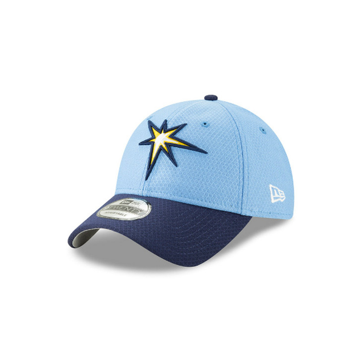 Tampa Bay Rays New Era 9Twenty Adjustable Hat