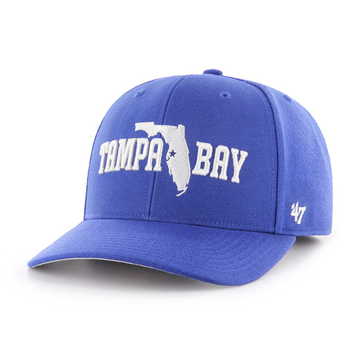 Tampa Bay Lighting 47' Regional MVP Adjustable Hat