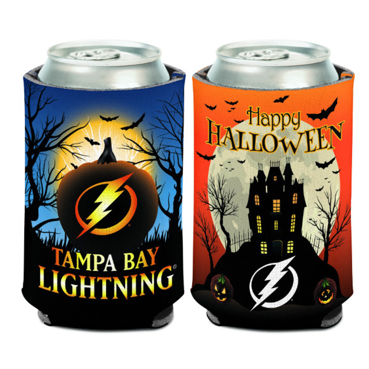 Tampa Bay Lightning Halloween 12oz Can Cooler