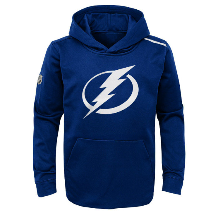 Youth Tampa Bay Lightning  Authentic Pro Rinkside Hoodie