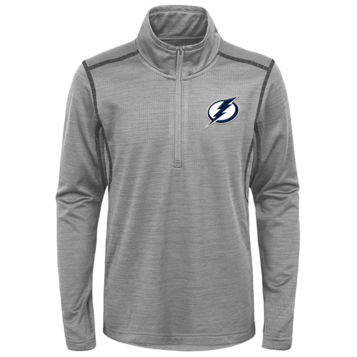 Youth Tampa Bay Lightning Back To Arena 1/4 Zip