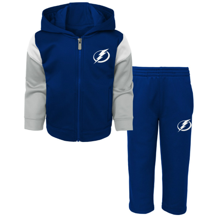Child Tampa Bay Lightning Blocker Fleece Set