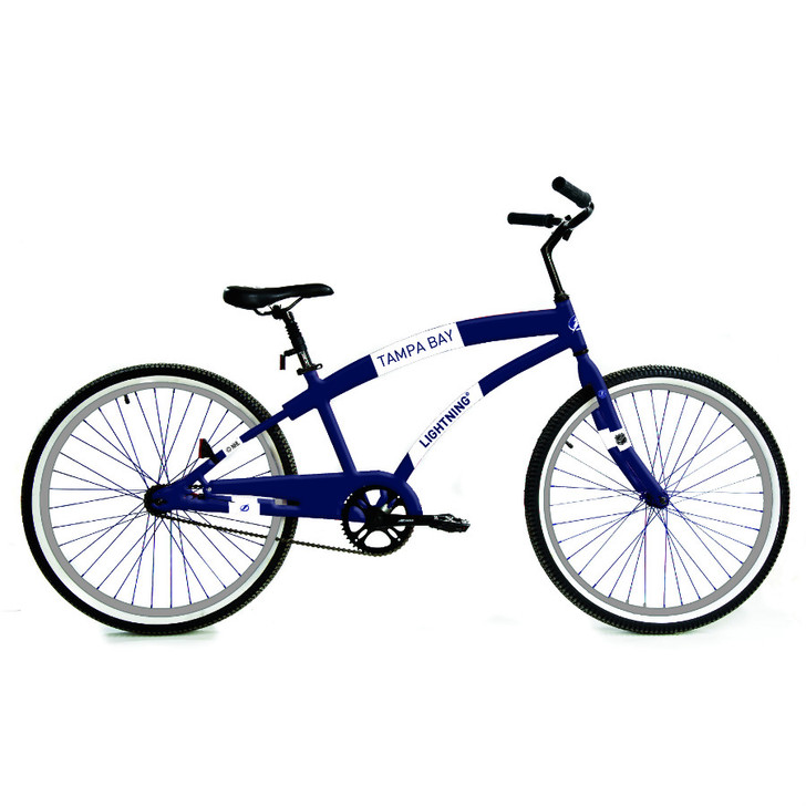 Tampa Bay Lightning Limited Edition Cruiser Bike