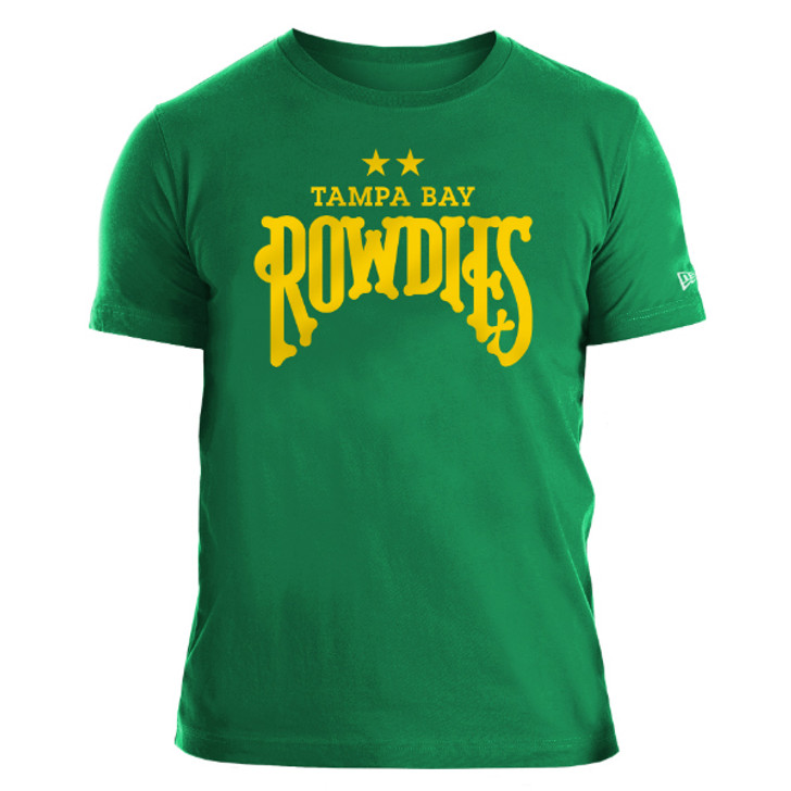 Men's Tampa Bay Rowdies Primary Logo Tee