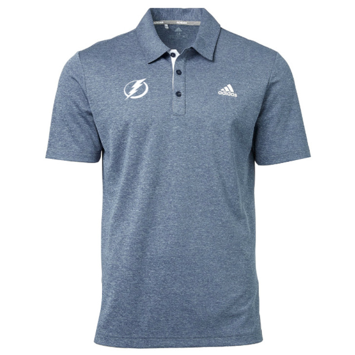 Men's Tampa Bay Lightning adidas Advantage Polo