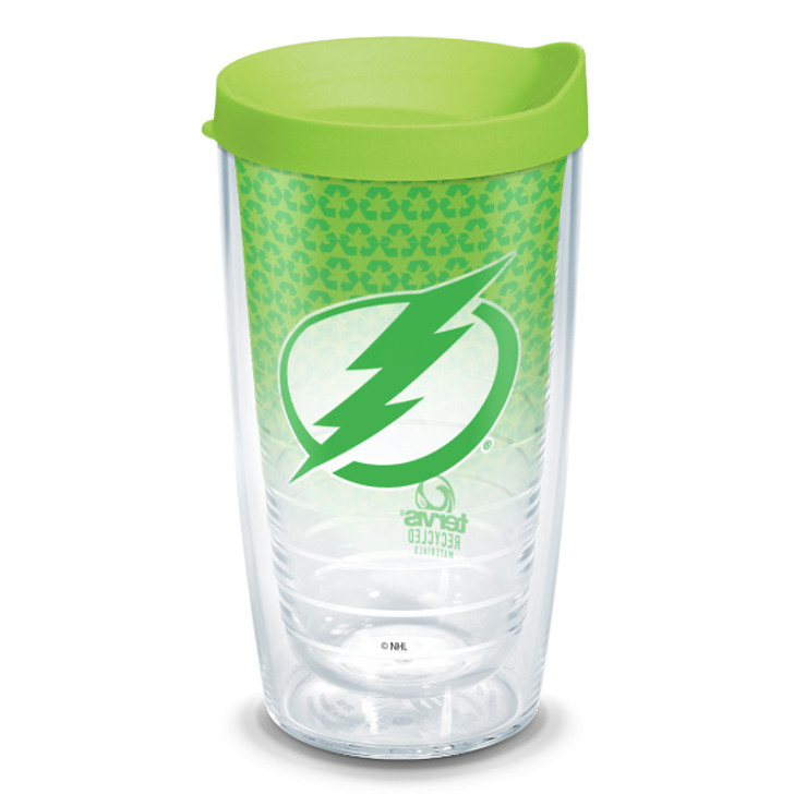 Tampa Bay Lightning Tervis  Limited Edition 16oz Recycled Tumbler