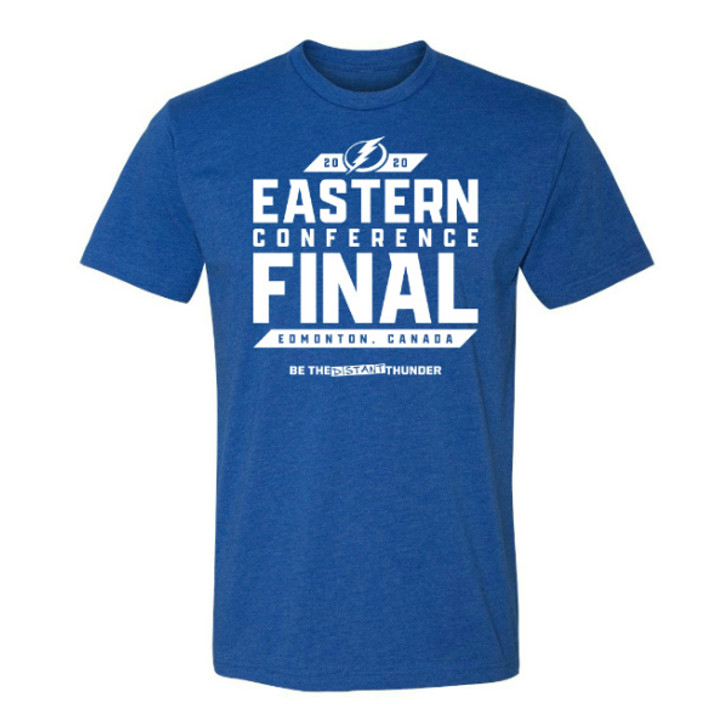 Youth Tampa Bay Lightning 2020 Eastern Conference Final T-shirt