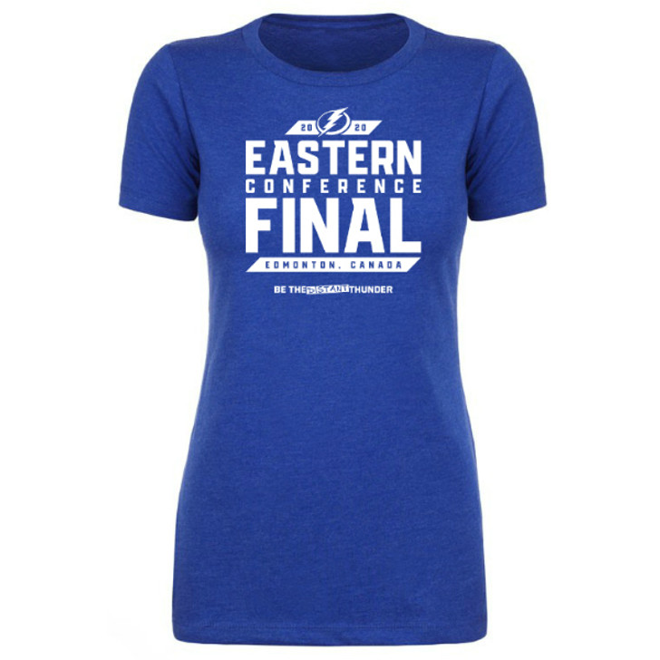 Women's Tampa Bay Lightning 2020 Eastern Conference Final T-shirt