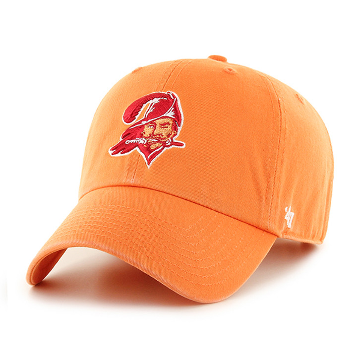 Tampa Bay Buccaneers '47 Mango Retro Logo Franchise Fitted Hat