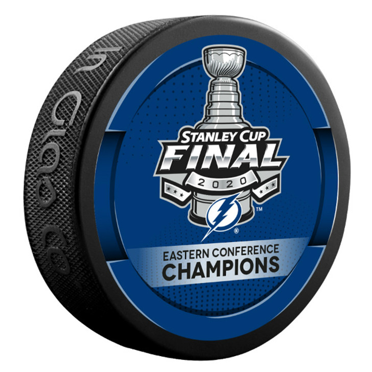 Tampa Bay Lightning 2020 Eastern Conference Champions Limited Edition Puck
