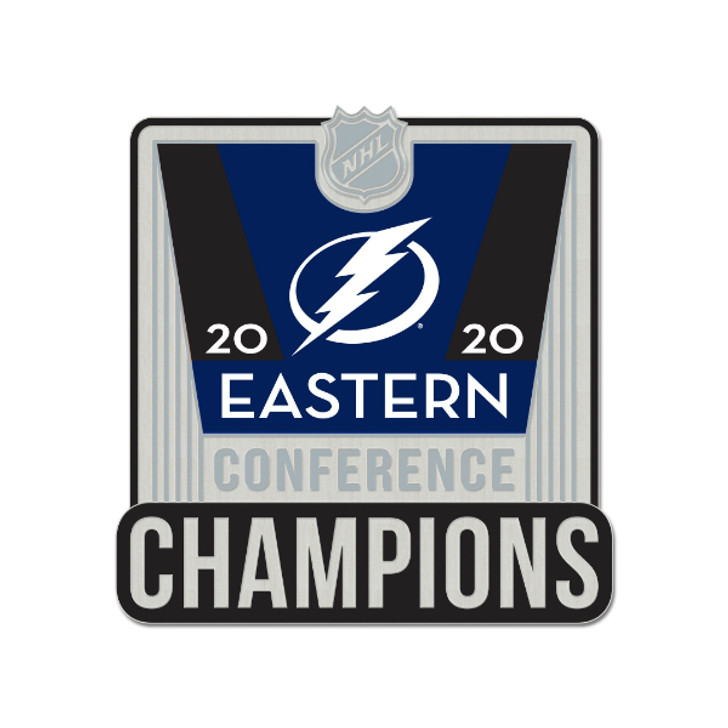 Tampa Bay Lightning 2020 Eastern Conference Champions Limited Edition Lapel Pin
