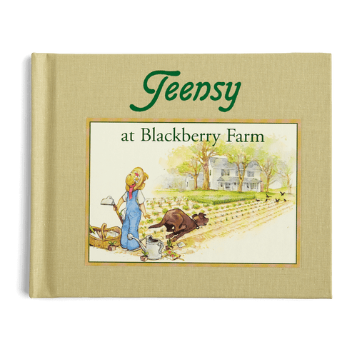 Teensy at Blackberry Farm