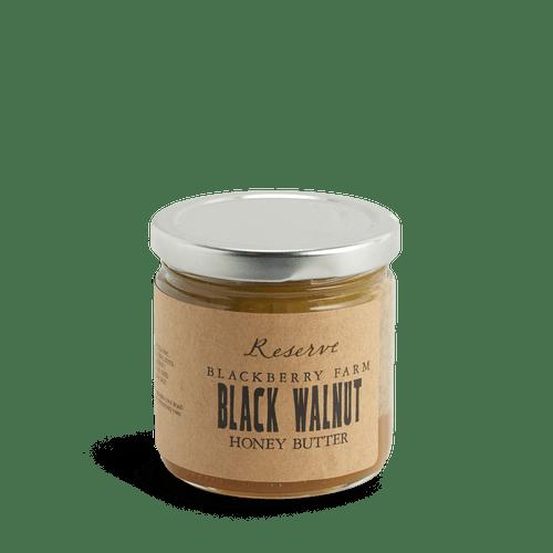 Black Walnut Honey Butter