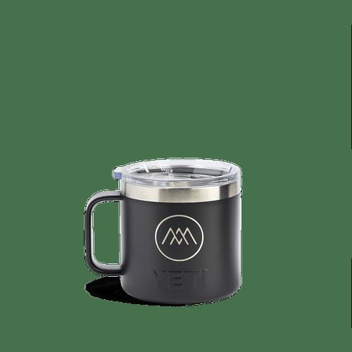 Blackberry Mountain Yeti Mug black