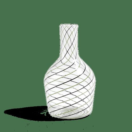 Blackberry Mountain Medium Glass Vase