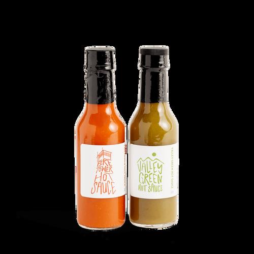 Blackberry Mountain Hot Sauce Duo