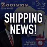 Zooisms II shipping update - GREAT NEWS