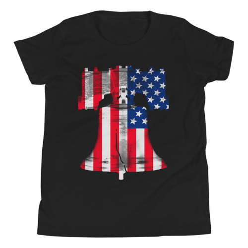 Freedom Ringing Youth Tee