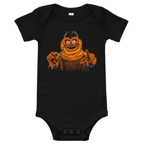 Gritty Infant Onesie