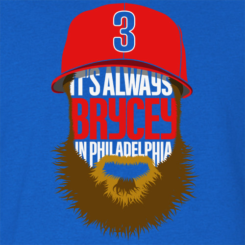 It's Always Brycey In Philadelphia