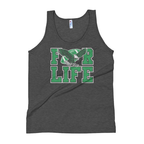 For Life Unisex Triblend Tank