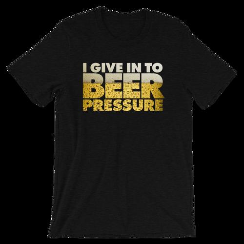 Beer Pressure Unisex Tee