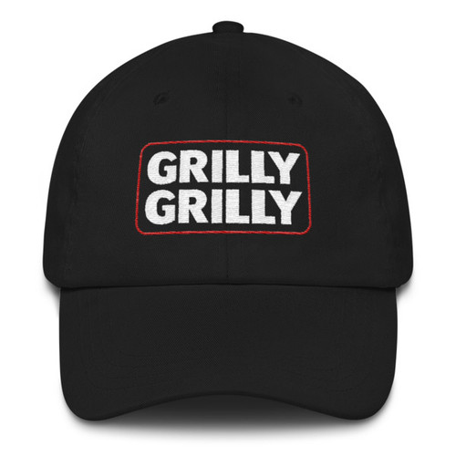 Grilly Grilly Baseball Dad Hat