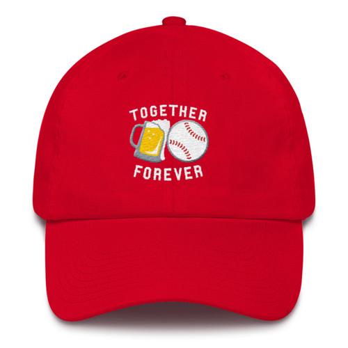 Together Forever Baseball Dad Hat
