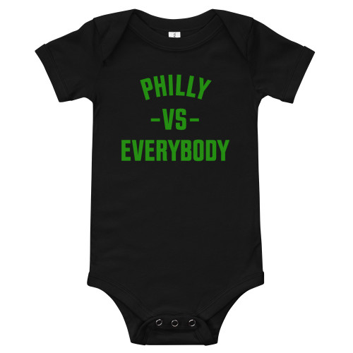 Philly Vs. Everybody Football Onesie