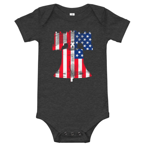 Freedom Ringing Onesie